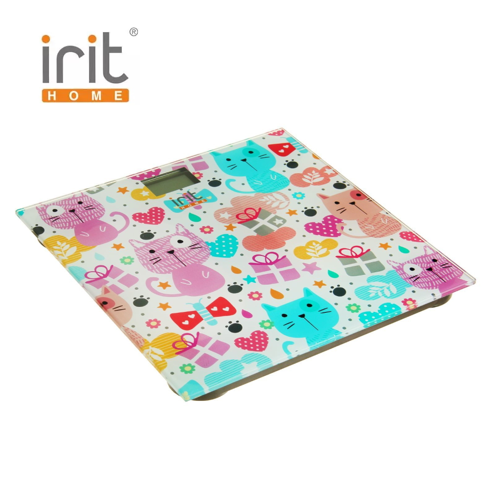 цены на Scale floor Irit IR-7255 Scale floor Scale smart Electronic body Scales for weighing human scales body weight в интернет-магазинах