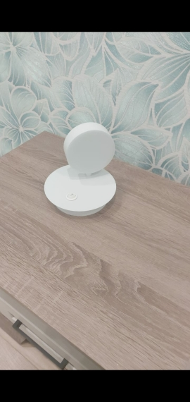 Bedside Mounted LED Wall Lamp photo review