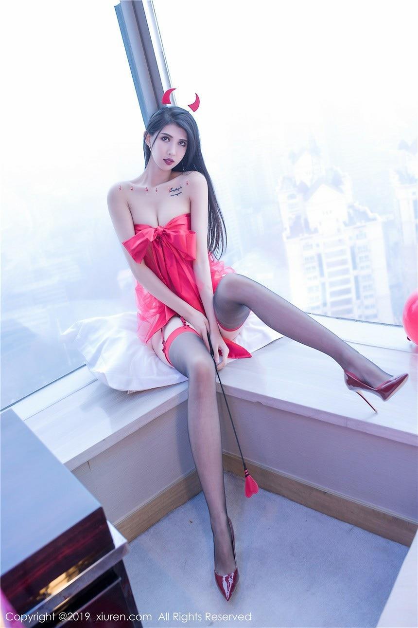 葛征Model – 无敌修长美腿精插图2