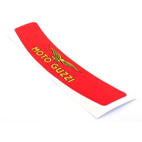 Pegatina adhesiva para MOTO guzi VISERA CASCO Sunstrip, pegatinas adhesivas de 12 pulgadas 300x60mm