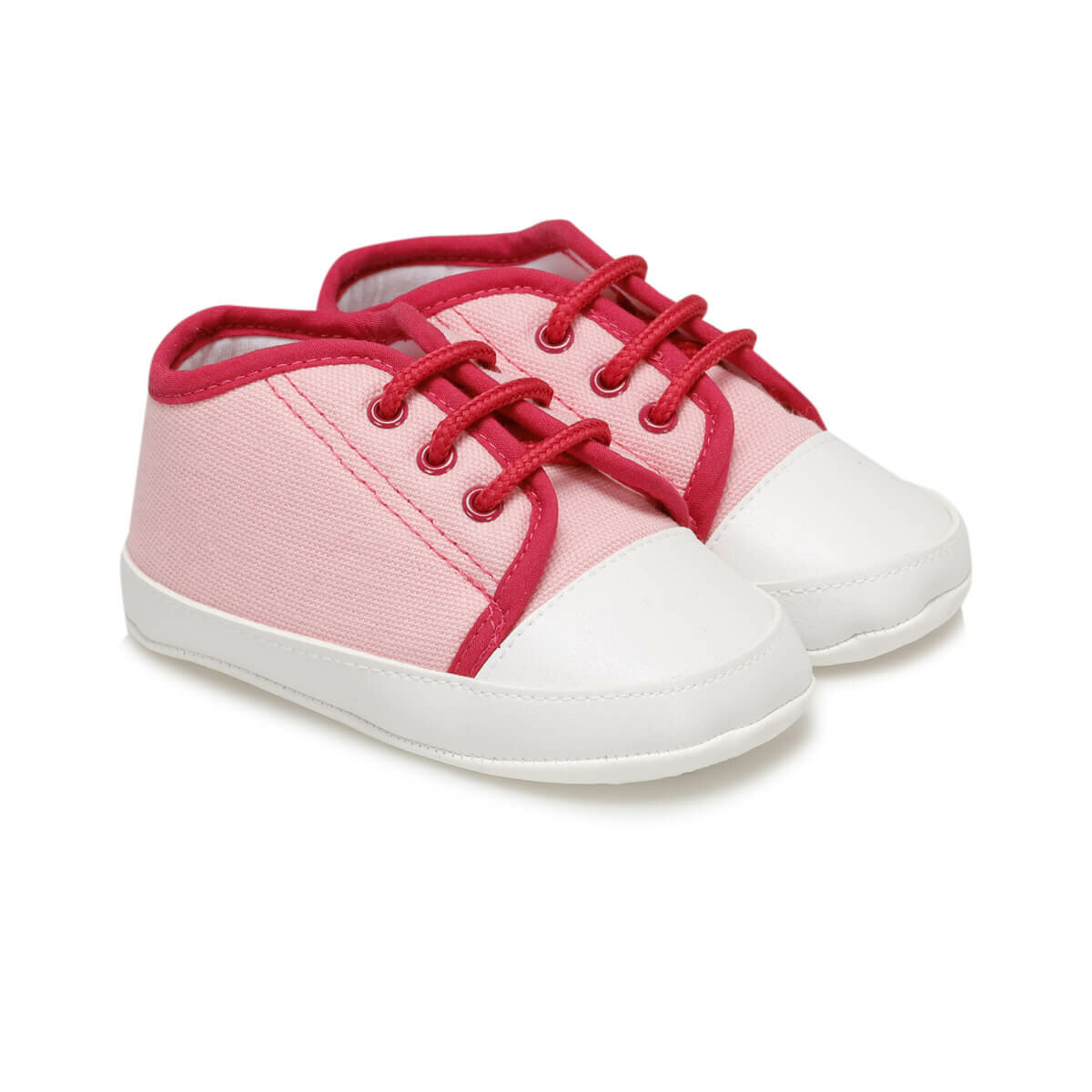 FLO 1271 Pink Female Child Shoes MINITTO