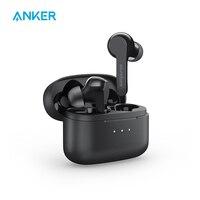 Anker-auriculares inalámbricos Soundcore Liberty Air TWS, cascos con Bluetooth 5, Control táctil y cancelación de ruido Micro