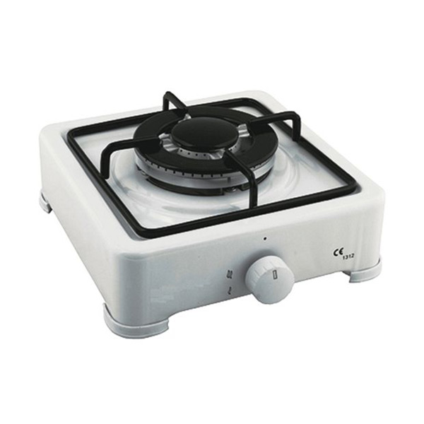 Gas Stove Vitrokitchen 150BB 3600W White