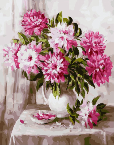 Painting By Numbers GX 33980 First Summer Bouquet 40*50