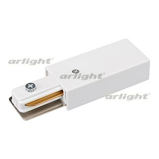 022779 Power Connector Lgd-2tr-con-power-wh (c) Arlight Box 1-piece