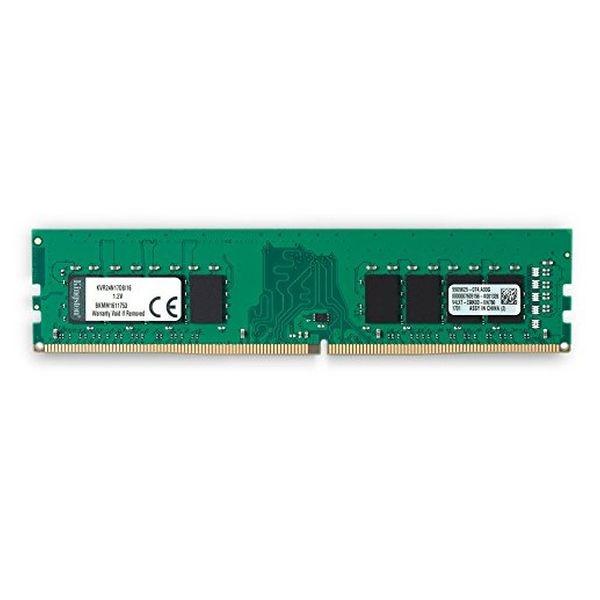 RAM Memory Kingston 16GB DDR4 2400MHz Module KVR24N17D8/16 16 GB DDR4 2400 MHz