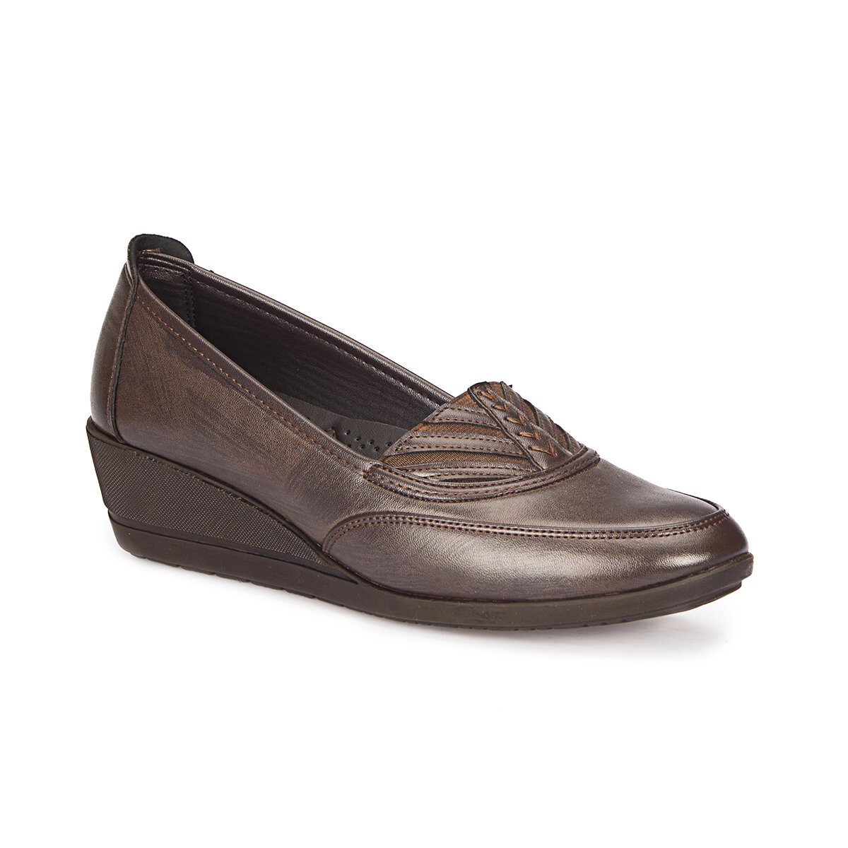 FLO 72. 158048.Z Brown Women 'S Comfort Shoes Polaris
