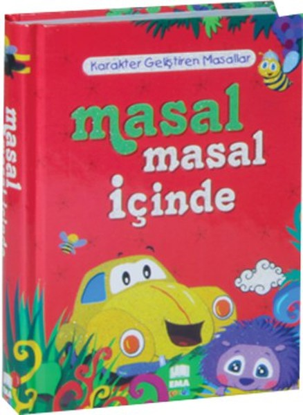Conte de fées à lintérieur de la Fatma lumière Ema enfants enfants livres série