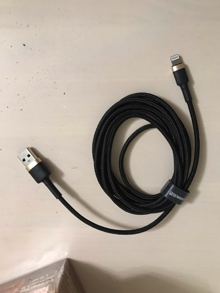 Baseus USB Cable for iPhone Xs Max XR X 8 8plus 2.4A Fast Charger Data USB Cable for iPhone 7 6 6S Mobile Phone Charging Cord-in Mobile Phone Cables from Cellphones & Telecommunications on AliExpress