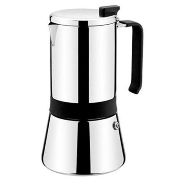 Italian Coffee Pot Monix M770010 (10 Cups) Stainless Steel