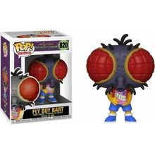 The Simpsons Figure Funko Pop Collectible-Figures Action-Toys Bart Fly Boy Original