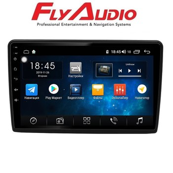 Native reciever for Ford EcoSport 2018 + on Android
