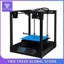 Eu Ru Magazijn Twee Bomen 3D Printer Sapphire Pro Core Xy Bmg Extruder Hoge Precisie Diy Kits 3.5 Inch touch Screen Mks TMC2208