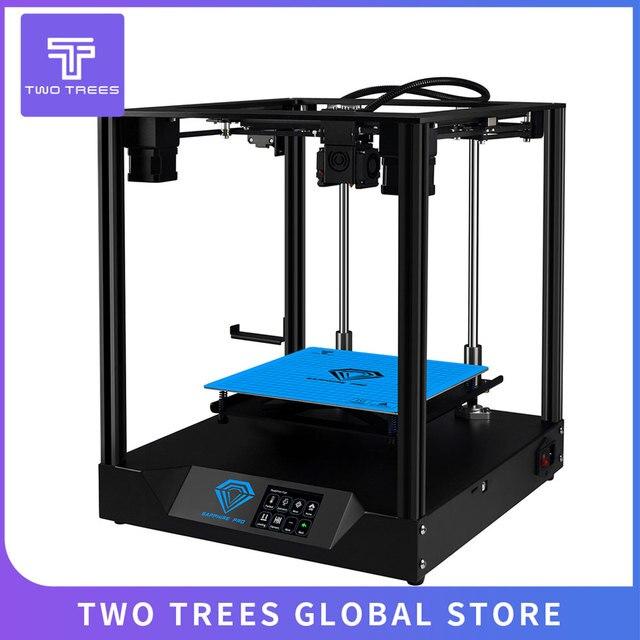 طابعة ثلاثية الأبعاد على شكل أشجار من الاتحاد الأوروبي وru ، مزوّدة بمجسم XY Pro Core XY BMG ، عالية الدقة يمكنك صنعها بنفسك ، متوفرة بشاشة 3.5 بوصة تعمل باللمس ، MKS TMC2208