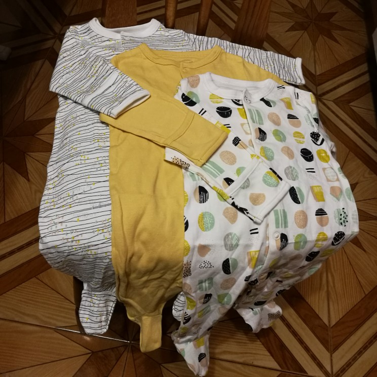Macaquinho nascido Dormirsuit infantil