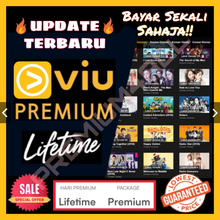 🔥[NEW UPDATE] Viu Premium [LIFETIME] ❌No Ads! Cheapest Price!!!🔥Limited Time Promotion🔥Plus VIP Paid Full Android Apps