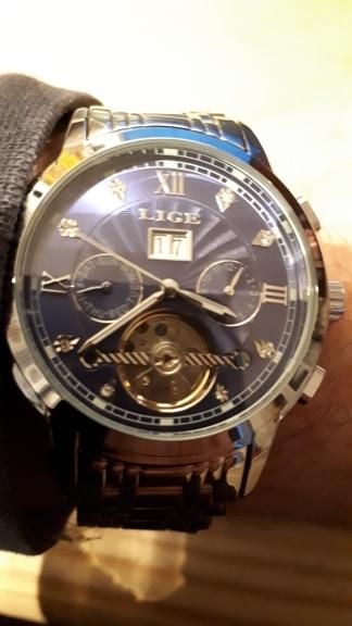 -- Masculino Relógio Negócios