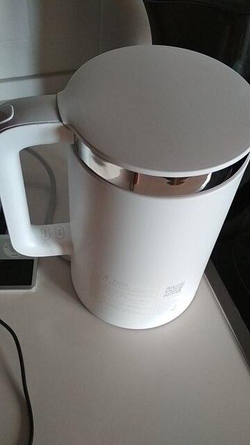 Xiaomi smart kettle Mi Smart Kettle-in Electric Kettles from Home Appliances on Aliexpress.com | Alibaba Group