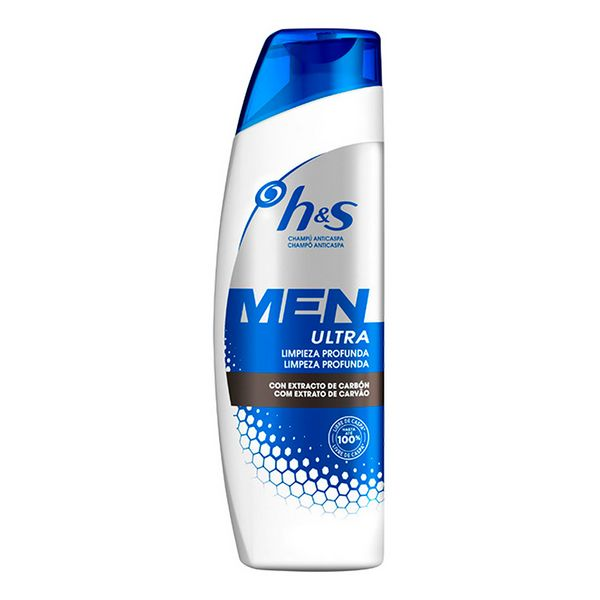 Deep Cleaning Shampoo Head & Shoulders (300 Ml)