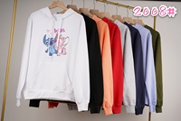 New hoodies clothing, women's sweatshirt hoodies and direct Lilo & Stitch 2008 #