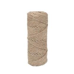 Ars1010088 cuerda de yute, 2mm * 27,3 m (30 yardas)