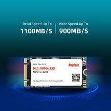KingSpec m2 SSD 120 ГБ 240 ГБ nvme ssd m2 pcie M.2 SSD 128 ГБ 256 ГБ 512 Гб жесткий диск m.2 2242 pcie nvme жесткий диск для рабочего стола ноутбука