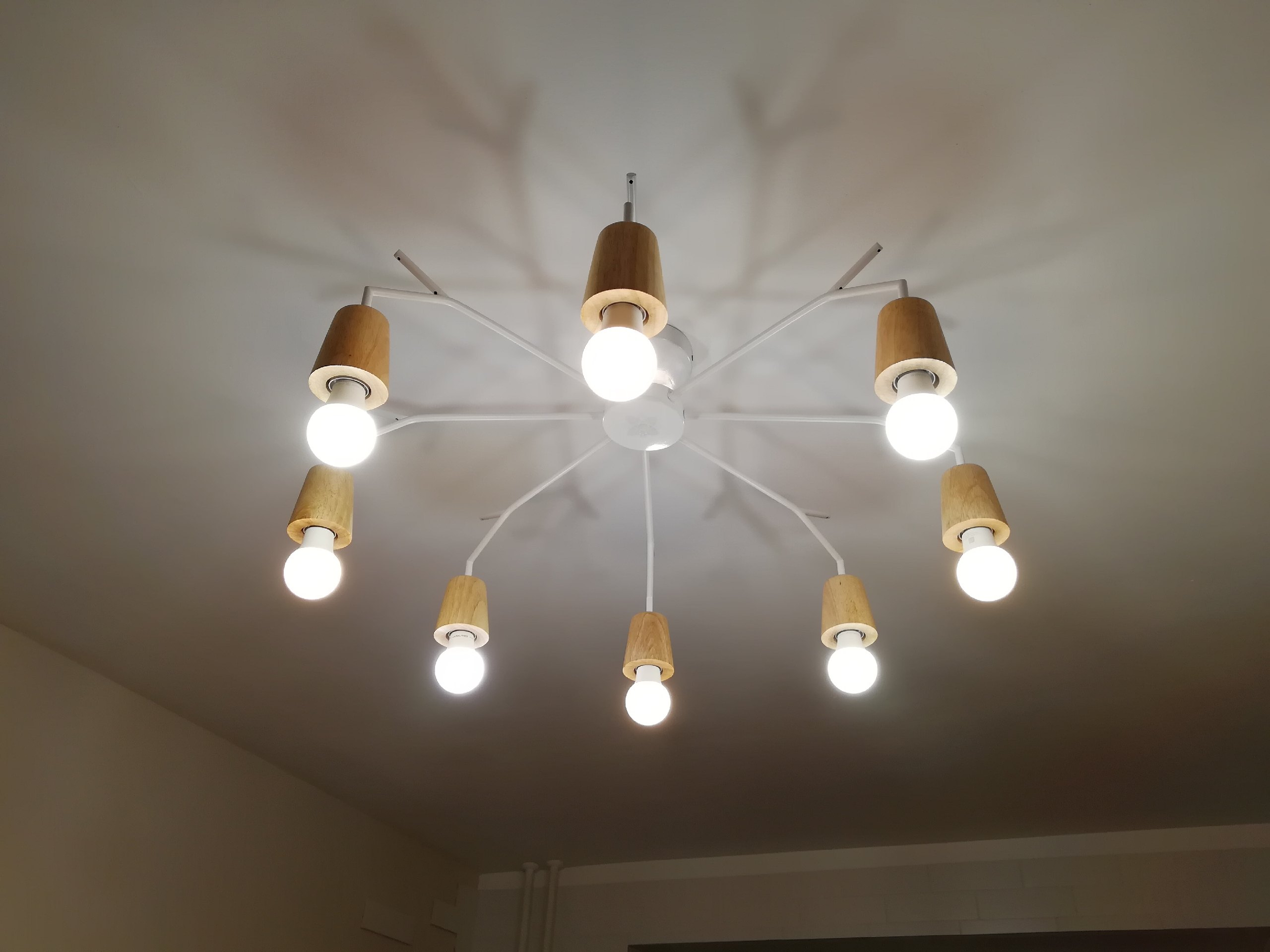 -- Lâmpada Lâmpada Vintage