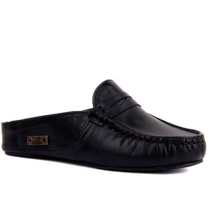Image 2 - מפרש לייקרס שחור עור נשים של חיצוני נעל