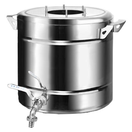 Перегонный куб Феникс для самогонного аппарата Дистиллятора, нагрев на плите (8 10 12 15 20 25 30 40 50 60 80 100 120 литров)|Дистилляторы|   | АлиЭкспресс