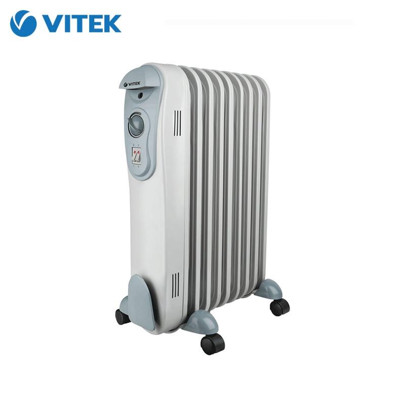 лучшая цена Radiator VITEK VT-2122 GY-80