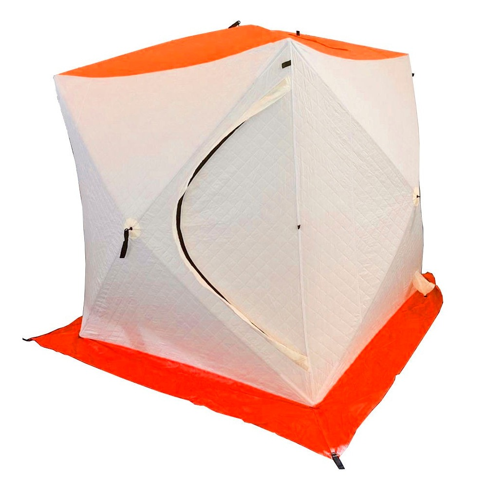 Tent Cube Winter Tent Cube Three Layer For Winter Fishing 2-3 Person