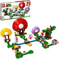 Lego 71368 expansion Set: Toad toy treasure house