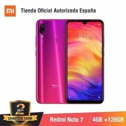 [Wersja globalna dla hiszpanii] Xiaomi Redmi Note 7 (pamięci wewnętrzne de 128 GB, pamięci RAM de 4 GB, Camara podwójny trasera de 48 MP) 1