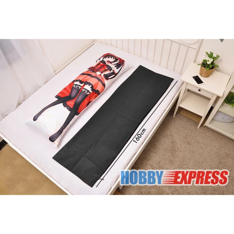 Hobby Express Anime Dakimakura Pillow Cover 160 Cm (62.9 In) Dust Protector Cover Travel Case
