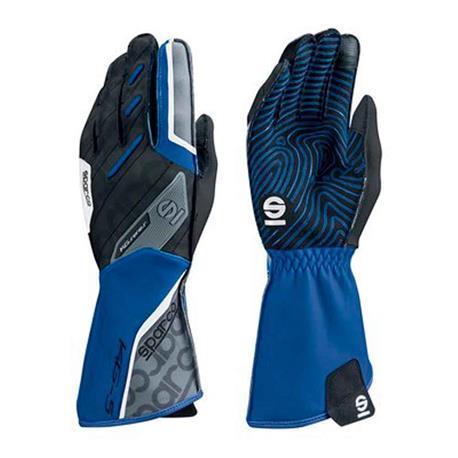 Sparco guanti Movimento Kg-5 Tg. 07 blu