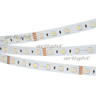 019152(1) Ribbon RT 2-5000 24 V RGBW-one Warm 2x (5060, 300 LED, Lux) Arlight Coil 5 M