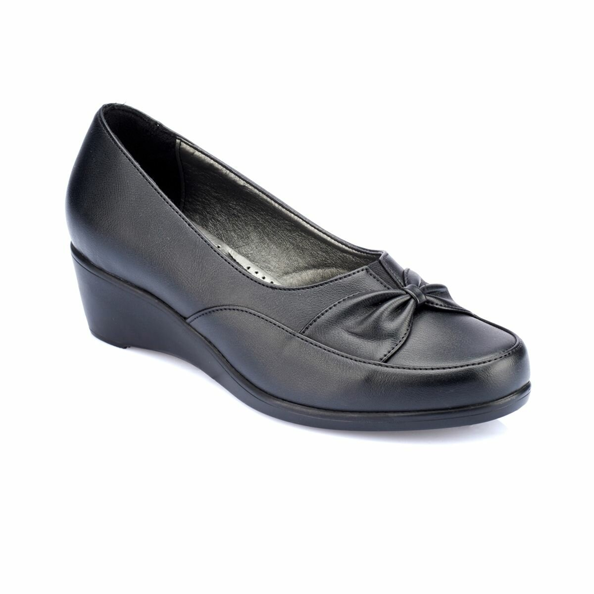 FLO 82.150011.Z Black Women Shoes Polaris