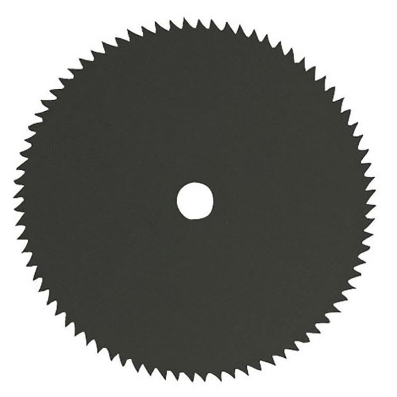 Disk Brushcutter Petrol Universal 80 Teeth Ø 25 Cm.