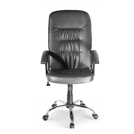 Office Chair Swivel Liftable Synthetic Skin