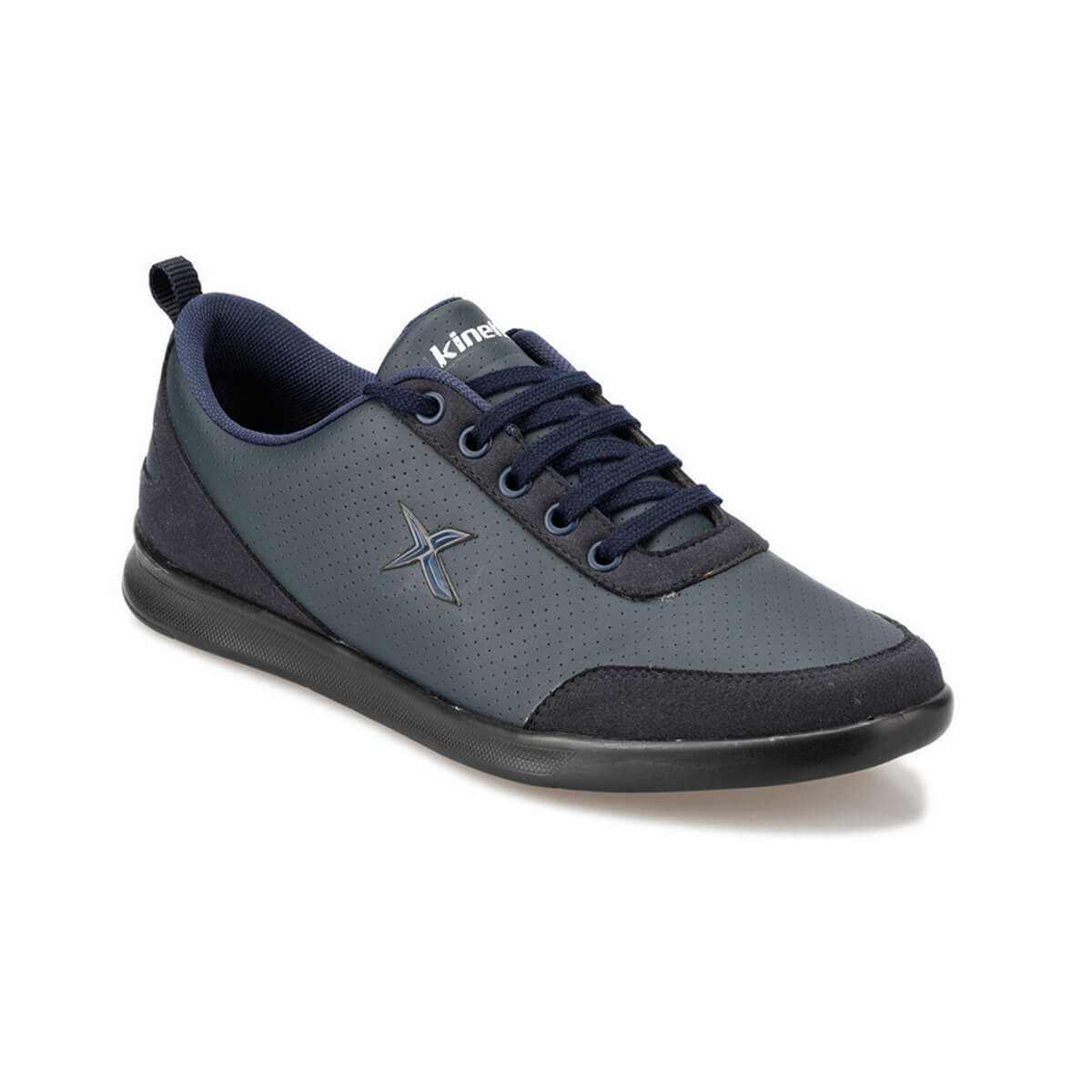 FLO LIDA 9PR Navy Blue Men 'S Shoes KINETIX