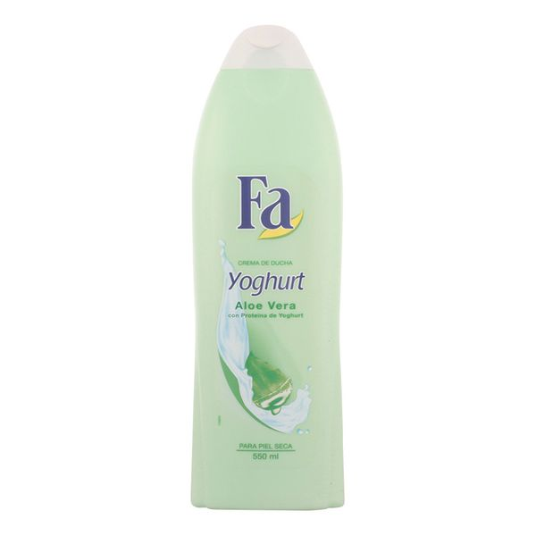 Shower Cream Yoghurt & Aloe Fa (550 Ml)