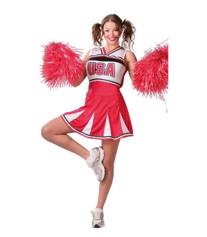 Cheerleader Adult Size XL 44-46 Toy Store