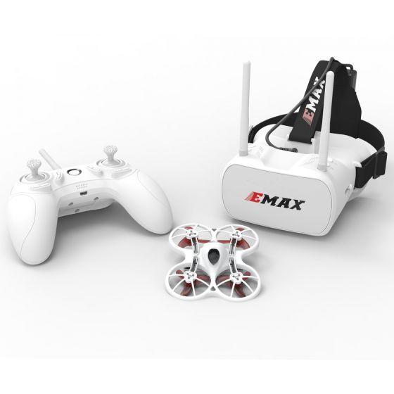 Livraison gratuite Emax Tinyhawk Kit FPV Rc avion F4 4in1 3A 15000KV 37CH 25mW 600TVL VTX 1S intérieur FPV Drone de course FRSKY D8 RTF