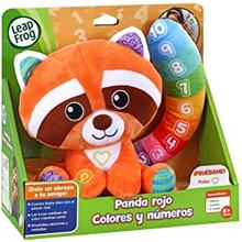 Red PANDA colors and numbers of CEFA TOYS, learn colors, songs and numbers, lights and sounds, from 6 months, child, baby