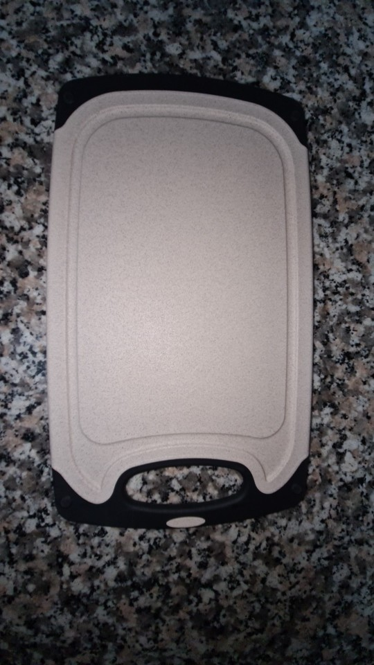 Multifunction Plastic Cutting Board photo review