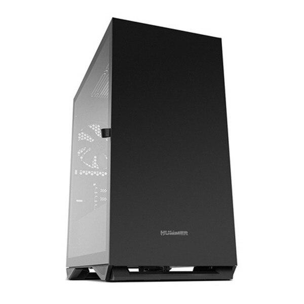 ATX Mini tower Box Case NOX Hummer Zero Black|Computer Cases & Towers| |  - title=