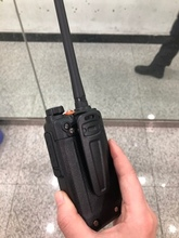 While ordering shipping from China. Very high quality. The walkie-talkies are set together, I did not have to understand. Took D La communication from under the ground (minus 3 meters and overlap concrete slab + газосиликатные walls and roof structure). As a result, at a distance of 100 meters from this cellar, the connection was excellent!!! On a straight amazing! Buy another pair. God bless you!