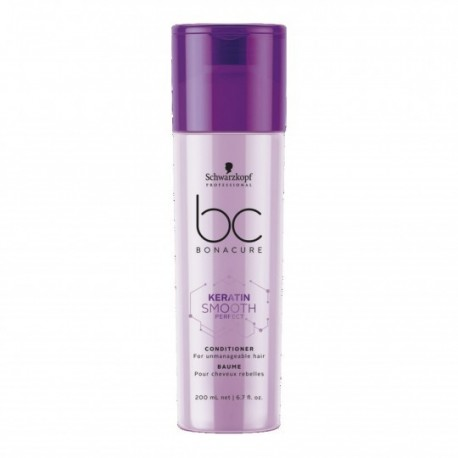 BONACURE SMOOTH KERATIN CONDITIONER 200ML PERFECT