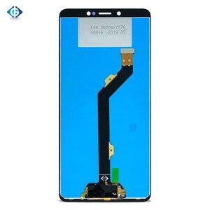 Image 4 - 6.0 voll Lcd Für Infinix Smart 2 HD X609 LCD Display Touchscreen Digitizer Montage Ersatz Teile Für Infinix x609 Bildschirm