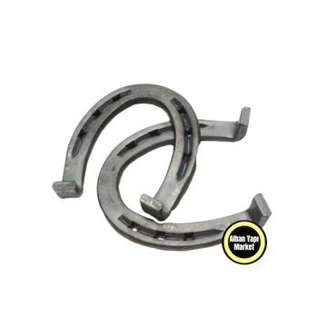 Prawdziwe podkowy żelaza z ręcznie robioną 2 sztuk tanie i dobre opinie Diğer CN (pochodzenie)